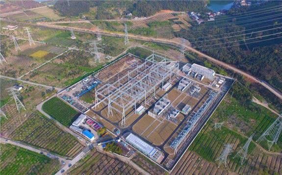 500千伏瓶窑变电站配电装置自动化改造启动