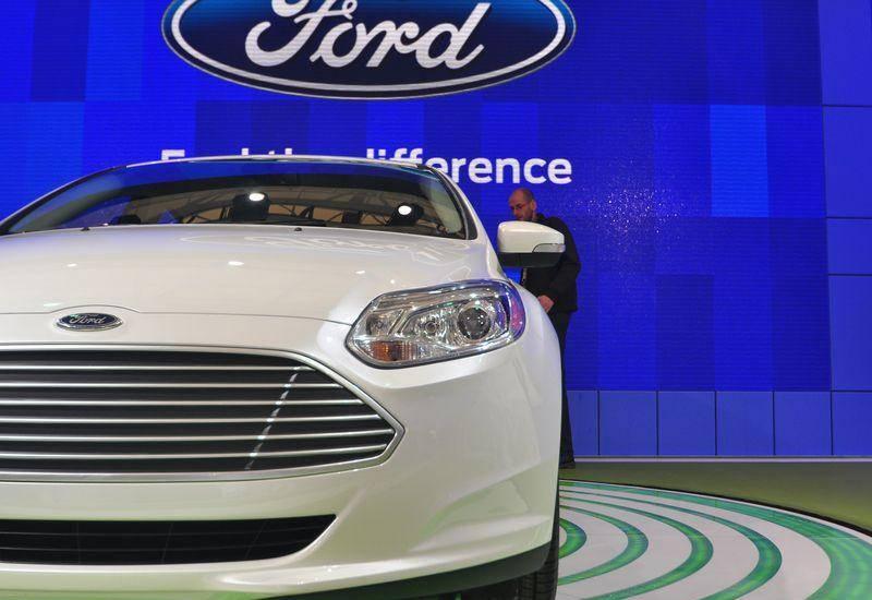 因中、欧和加州监管机构要求消减碳排放 福特斥巨资发展新能源汽车