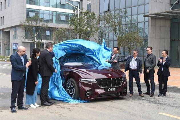 我国氢能产业交通领域重大突破:格罗夫氢能动力乘用车首台样车研制成功!