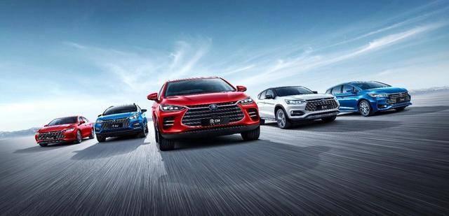"""6款新""""新能源汽车""""将要发布"""