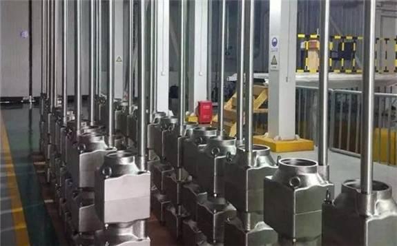 华龙一号海外示范工程巴基斯坦卡拉奇核电控制棒驱动机构正式通过验收