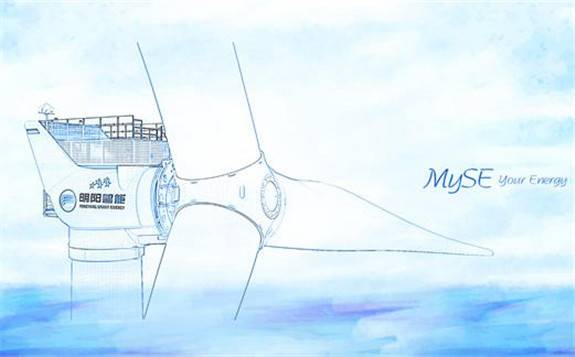 中国第三大风电巨头:明阳智能的转型之路