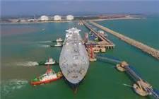 2月中国进口LNG435万吨 环比下降33.9%