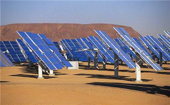 谷歌用太阳能点亮绿色节能的一盏灯