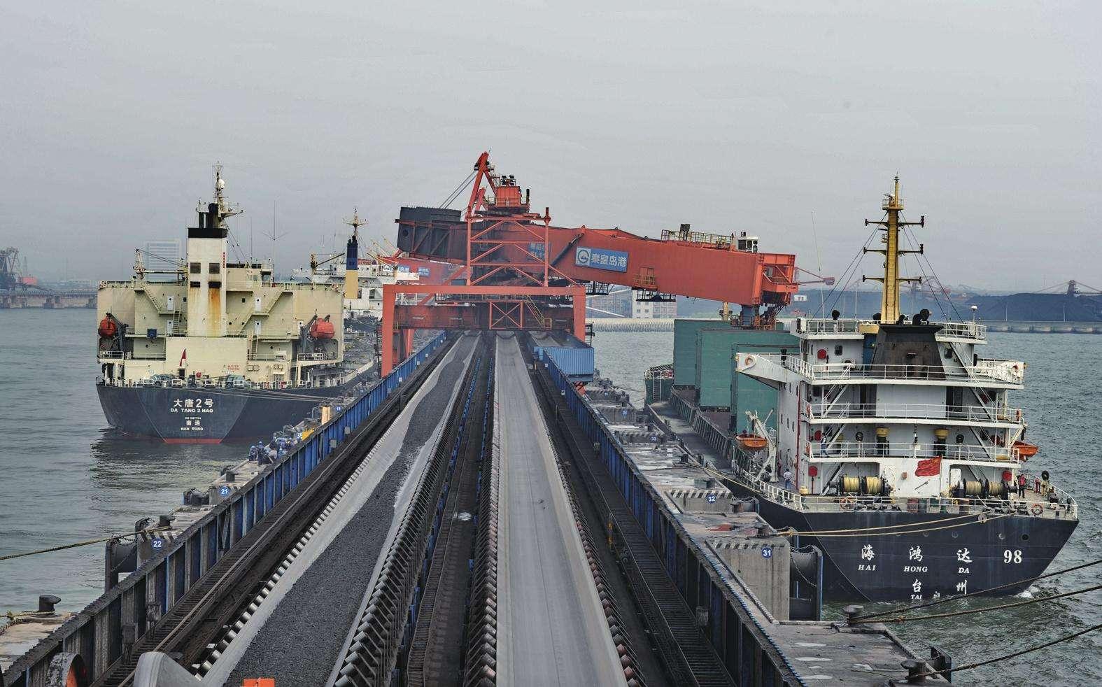 2019年我国沿海煤炭交易逐渐活跃 开局运输形势良好
