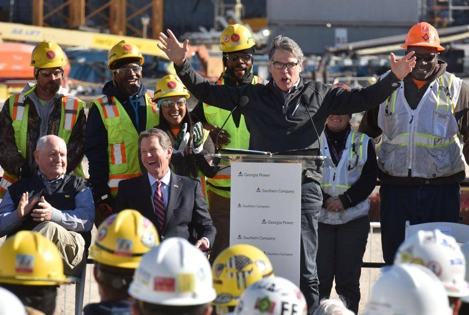 Vogtle核电站获得37亿美元贷款支持  美国要重振核工业?