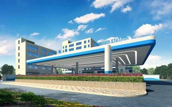 湖北首座固定式加氢站雄众氢能在武汉投入试运营