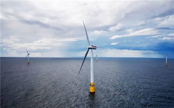 到2024年海上风电装机容量将增长超过80千兆瓦