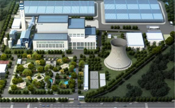 江西电建首次承接生物质及垃圾焚烧热电联产一体化项目