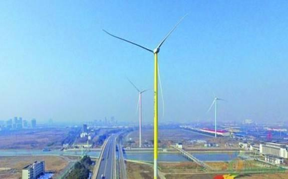 国内首台分散式风电项目10千伏T接成功并网运行