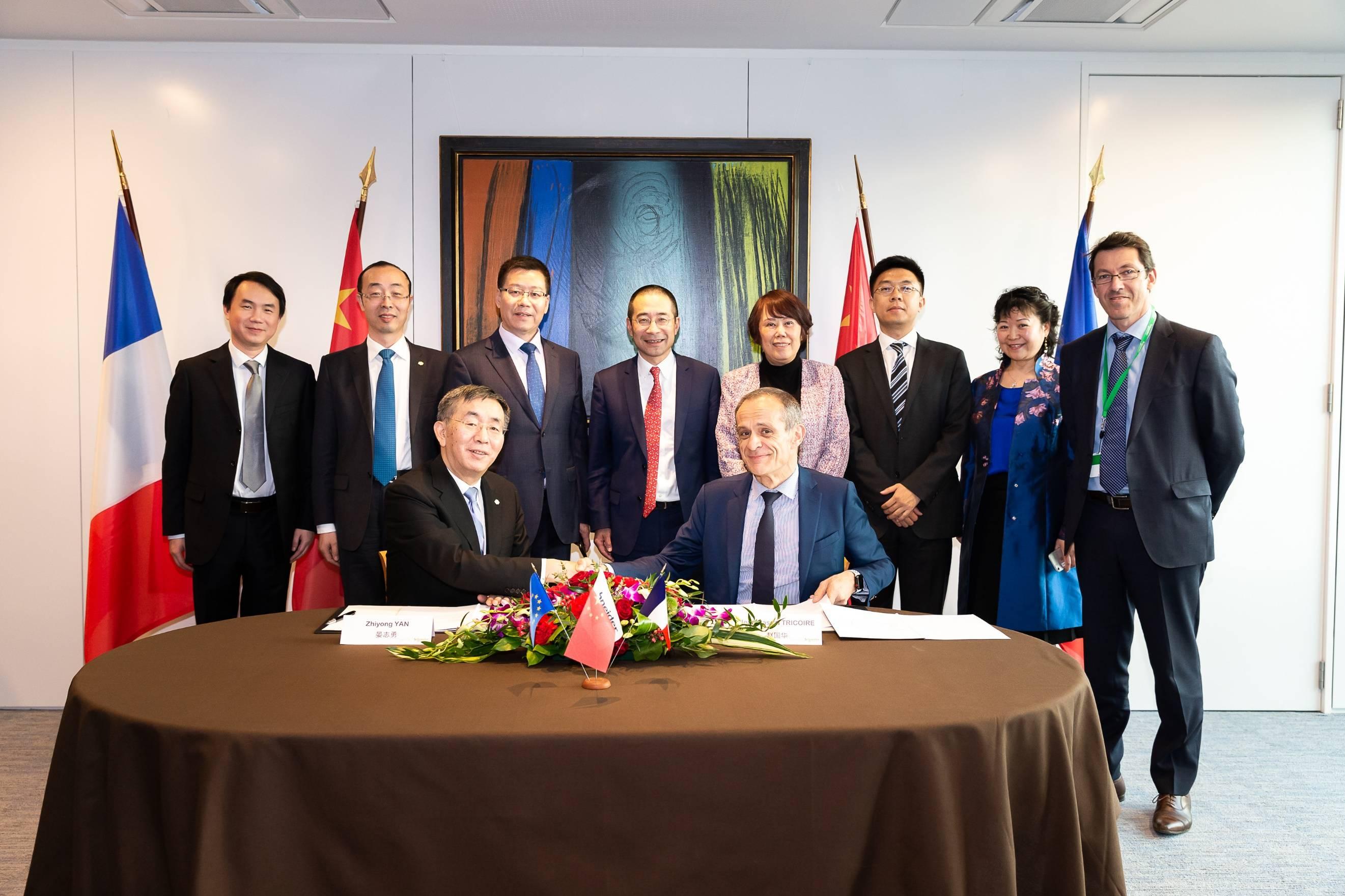 竞争力再升级,施耐德电气助力中国电建全球化