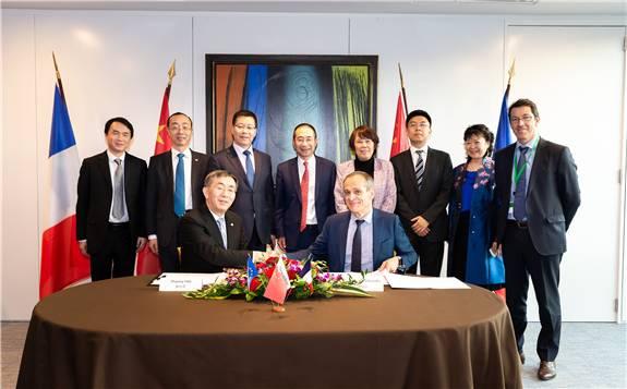竞争力再升级,施耐德电气助力中国电建全球化布局