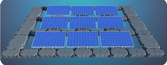 阳光电源漂浮电站系统解决方案助力平价上网