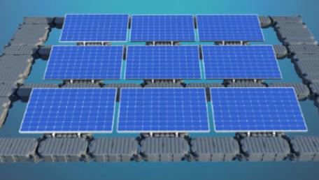 ?阳光电源漂浮电站系统解决方案助力平价上网
