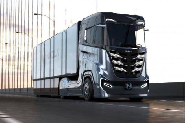重型卡车初创公司Nikola投资1600万美元准备启动氢燃料电池实验室