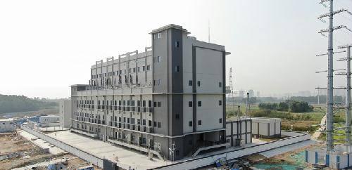 220千伏岭塘变电站工程投运