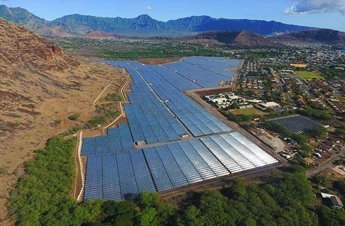 夏威夷岛屿致力于可再生能源转型  光伏+储能项目成新亮点!