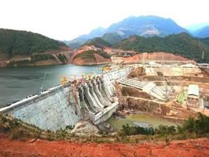巴基斯坦N-J水电站首次实现满负荷发电