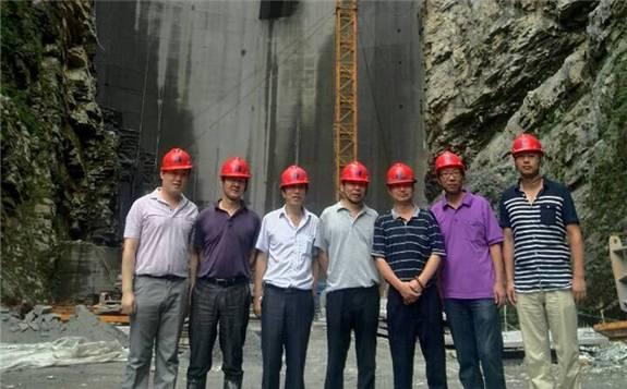 青龙水电站通过竣工验收