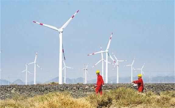 洁源新能公司成功拿下20万千瓦风电项目,总投资规模约20亿元人民币