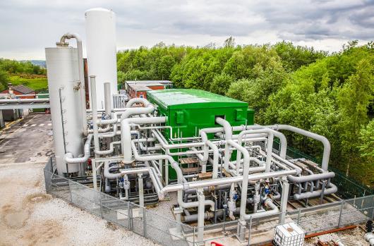 英国储能开发商计划大规模部署液态空气储能系统