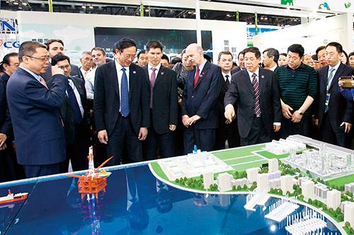 多项先进核电技术亮相核电工业展