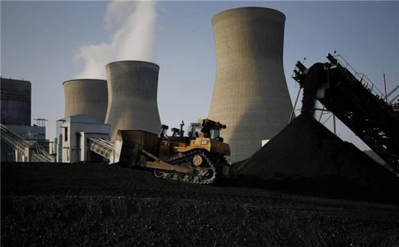 到2025年,几乎是美国煤电的全部装机将处于有风险的状况