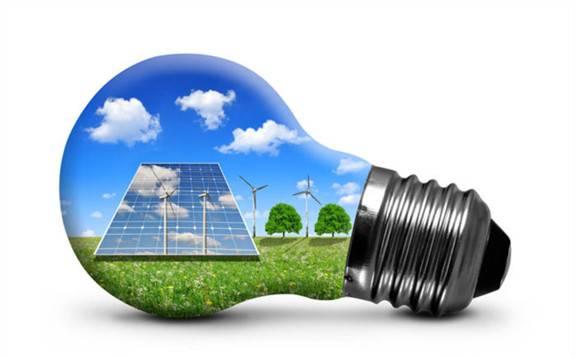 """中国参与""""一带一路""""可再生能源国际合作空间广阔"""