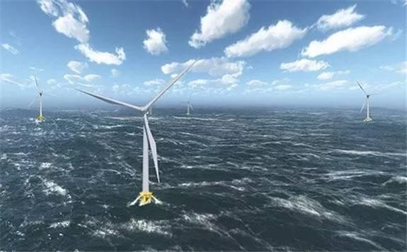 全球漂浮式海上风电到2030年底装机将达到1500万千瓦