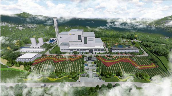 四川省雅安市生活垃圾焚烧发电(二期)项目