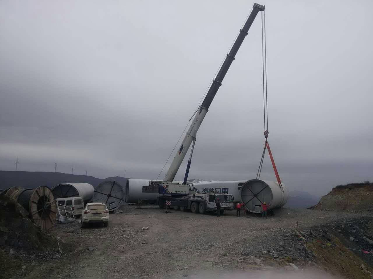 2018年中国风电吊装容量统计简报正式发布