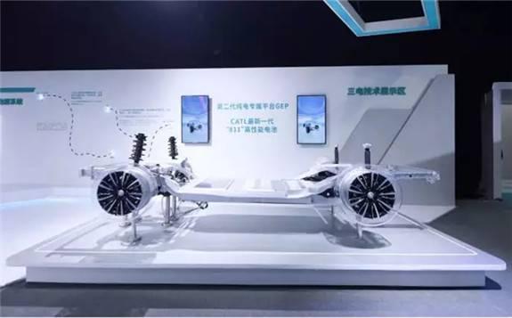 宁德时代宣布已经制造出能量密度为304Wh/kg的NCM811电池
