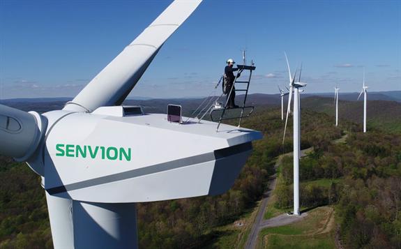 知名风机制造商Senvion申请破产重组