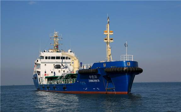 中国船燃保障船舶低硫油供应方面走在国内前端