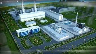 项目信息:广东省广州市天然气分布式能源站项目