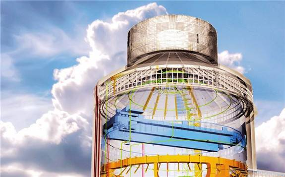 自主三代核电CAP1400蒸汽发生器具备国产化能力