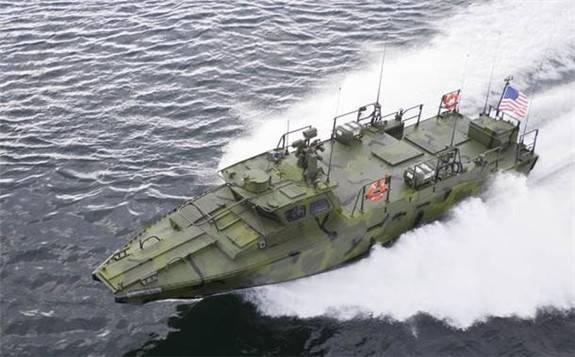 美国海军一边打仗一边也搞环保?