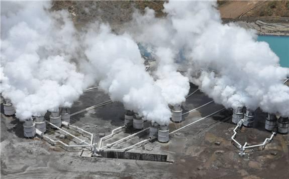 中国浙江开山压缩机股份有限公司与肯尼亚公司签署6500万美元地热EPC合同