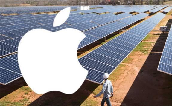 苹果宣布:44家供应链合作伙伴已经承诺生产100%采用清洁能源
