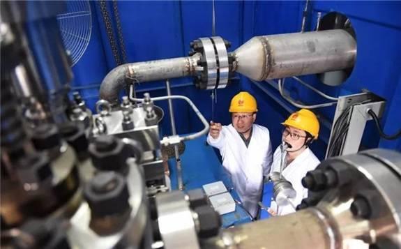 中核集团自主研制的国产化核级阀门成功完成性能试验