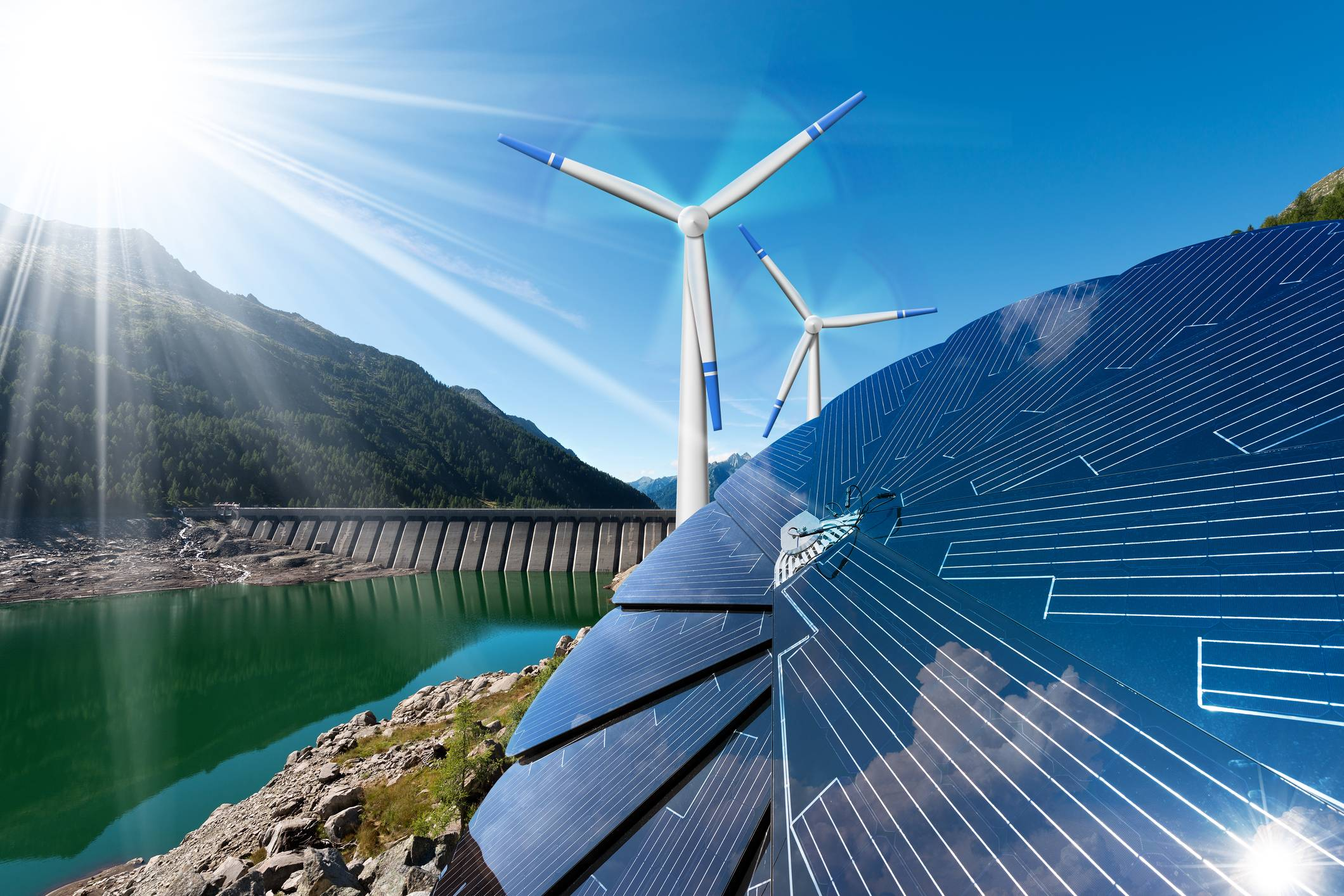国际可再生能源署发布2018年全球各类可再生能源装机数据