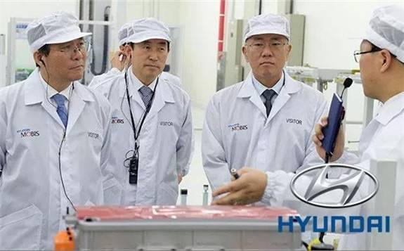 现代在蔚山建立1MW氢燃料电池发电设施