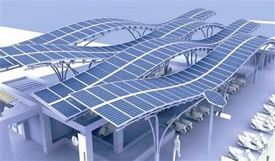 英国财团拟建太阳能电动汽车智能充电停车场