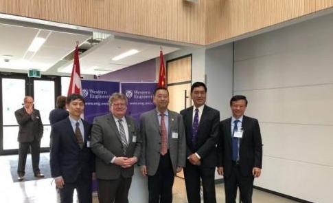 国联汽车动力电池研究院与加拿大西安大略大学合作研究固态电池