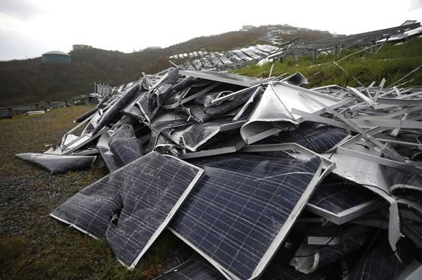 印度太阳能报废组件管理缺乏可行经验
