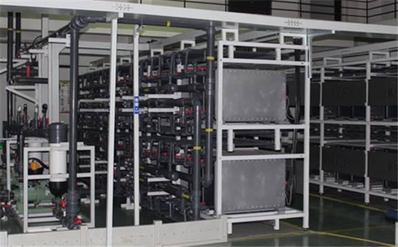 Bushveld宣布在南非实施450kWh全钒液流电池储能项目