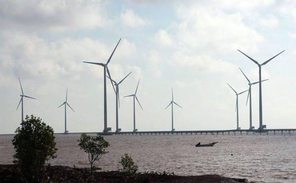 荷兰开发越南海上风电的服务供应链项目