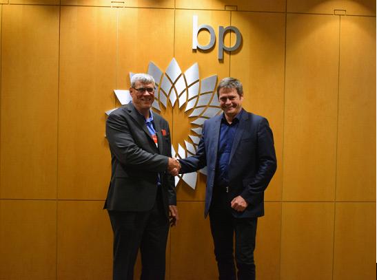 强强联手!施耐德电气与BP签署全球框架协议