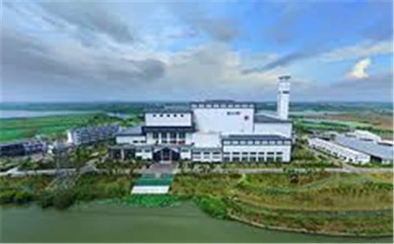 陕西省安康市生活垃圾焚烧发电项目(PPP)
