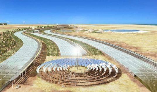 撒哈拉沙漠太阳能项目——打造世界级太阳能电站聚集地?